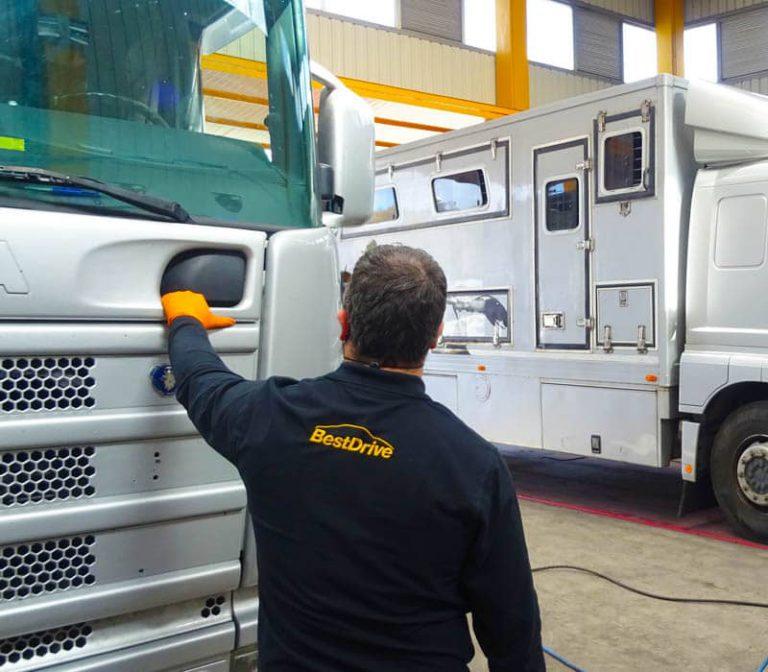 asistencia camion 3 Irun renteria