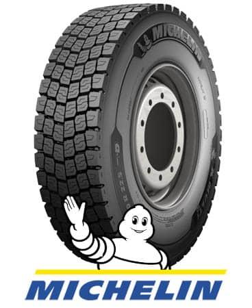 neumatico para camion Michelin