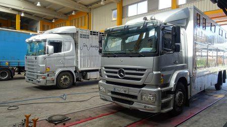 camiones fosas mecanicas